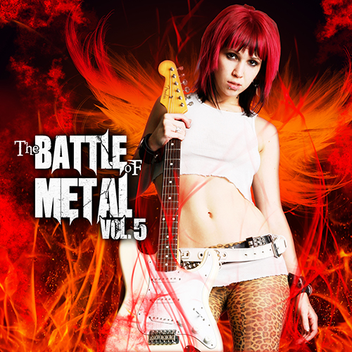 THE BATTLE OF METAL, Vol.5