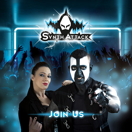SYNTHATTACK - JOIN US