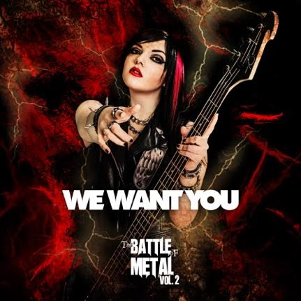The Battle of Metal, Vol. 2 - We want you!