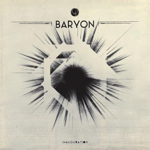 Baryon - Inauguration Cover