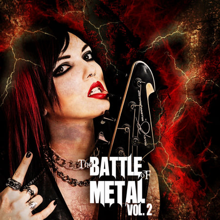 The Battle of Metal, Vol. 2