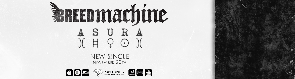 BREED MACHINE - Asura (single)