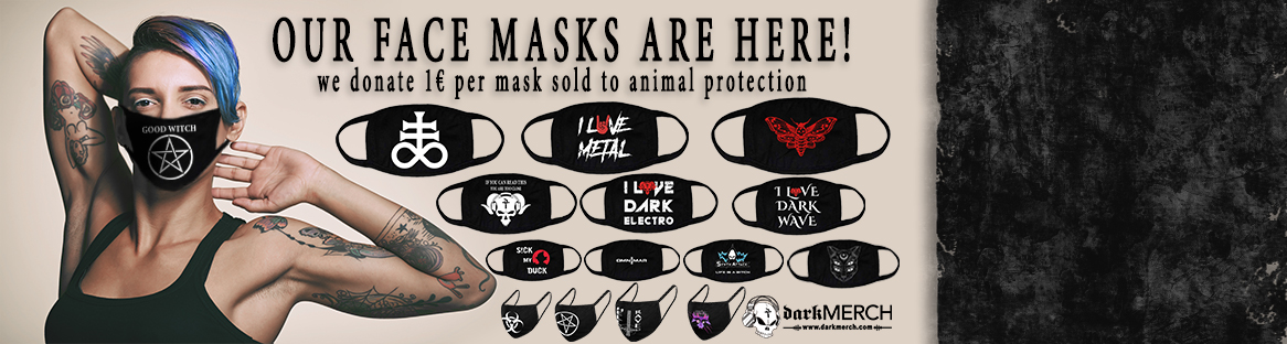 DARKMERCH FACE MASKS
