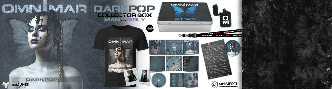 OMNIMAR - DARKPOP - COLLECTOR BOX