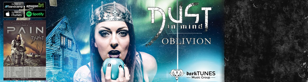 Dust in Mind: Oblivion (Out Now)